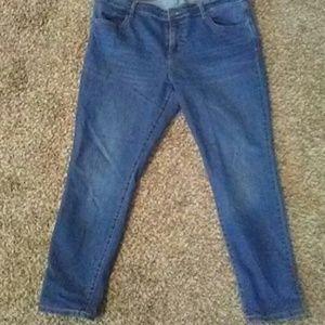 Super Soft Skinny Midrise Jeans 16 Mint